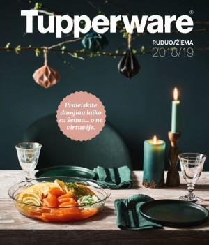 TUPPERWARE - Ruduo/Žiema 2018/19