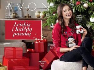 AVON - Leiskis į Kalėdų pasaką (2018 12 01 - 2018 12 31)