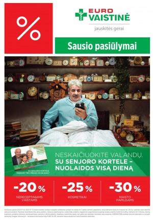 EUROVAISTINĖ (2020 01 04 - 2020 01 31)