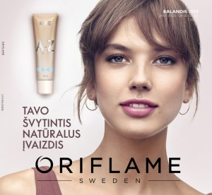 ORIFLAME - Katalogas (2019 04 01 - 2019 04 30)