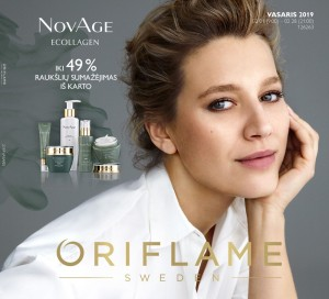 ORIFLAME - Katalogas (2019 02 01 - 2019 02 28)