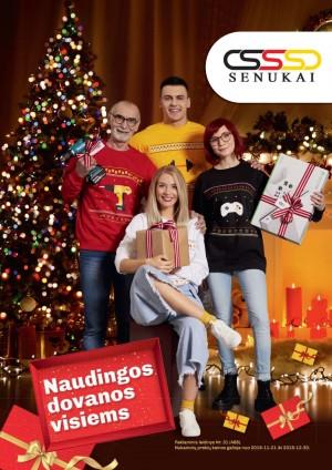 SENUKAI - Leidinys Nr.31 (2019 11 21 - 2019 12 30)