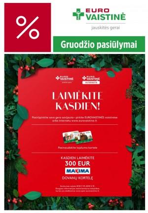 EUROVAISTINĖ - Leidinys (2018 12 01 - 2018 12 31)