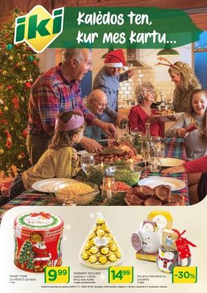 IKI Kalėdos ten, kur mes kartu (2019 11 11 - 2019 12 05)