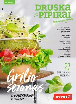 RIMI - Druska ir Pipirai (Vasara)