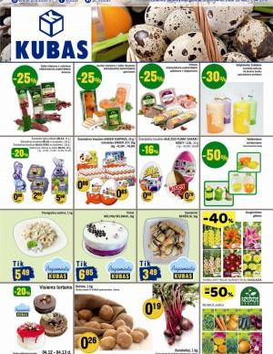 KUBAS (2020 04 03 - 2020 04 19)