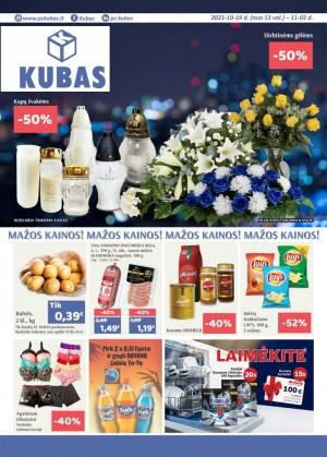 KUBAS (2021 10 19 - 2021 11 02)