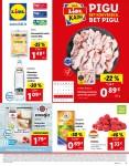 LIDL - Maisto prekių pasiūlymai (2021 04 19 - 2021 04 25)