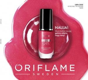 ORIFLAME - Katalogas (2020 07 01 - 2020 07 31)