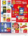 LIDL - Maisto prekių pasiūlymai (2021 05 10 - 2021 05 16)