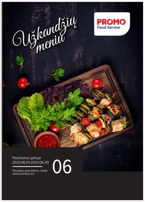PROMO Food Service (01.06.2021 - 30.06.2021)